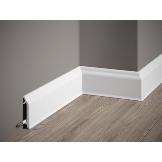 Skirting MD8300 (82 x 17mm), length 2 m