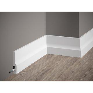 Skirting QS009 (100 x 16 mm), length 2 m
