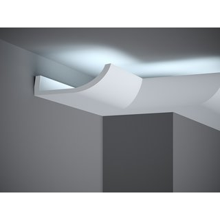 Plint LED MD362 (86 x 172 mm), lengte 2 m