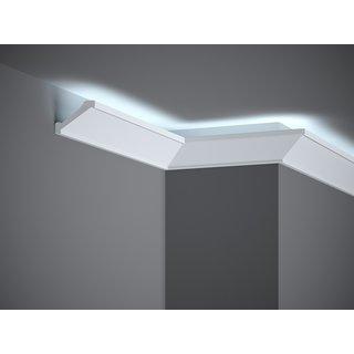 Lighting Moulding MD368 (53 x 50 mm), length 2 m