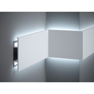 Lighting Moulding QL020 (150 x 25 mm), length 2 m