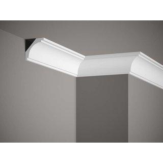 Plafondlijst K240 (60 x 60 mm), polyurethaan, lengte 2 m