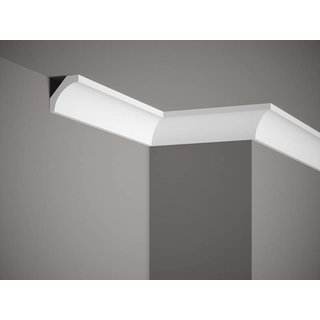 Plafondlijst K261 (51 x 48 mm), polyurethaan, lengte 2 m