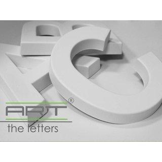 3D Letters Polyurethaan Alfabet en Symbolen 20 cm hoog