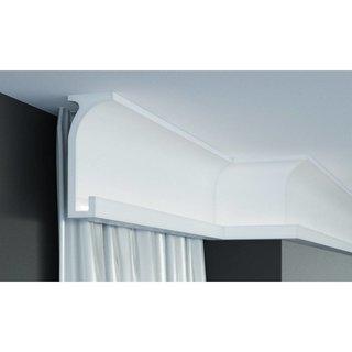 KF803 (150 x 60 mm), lengte 2 m, PU - LED sierlijst voor indirecte verlichting