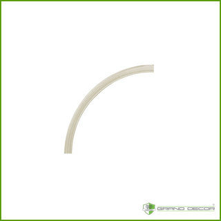Rozet ring RL735 radius 54,7 cm / 50 cm (4 delen)