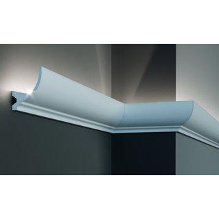 KF715 (84 x 67 mm), lengte 2 m, PU - LED sierlijst voor indirecte verlichting