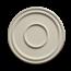 Grand Decor Rozet R224 diameter 20,0 cm