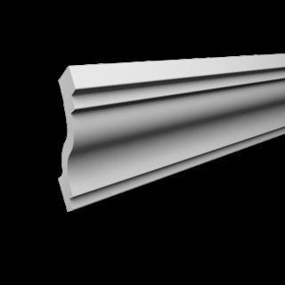 Kroonlijst P829 (40 x 38 mm), polyurethaan, lengte 2 m