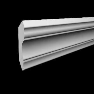 Sierlijsten P822 (50 x 48 mm), polyurethaan, lengte 2 m