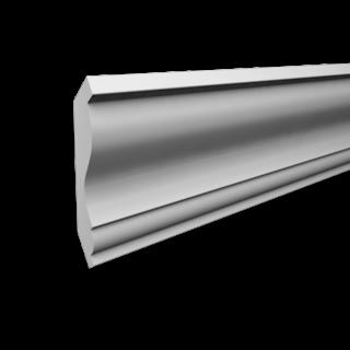 Kroonlijst P805 (57 x 53 mm), polyurethaan, lengte 2 m