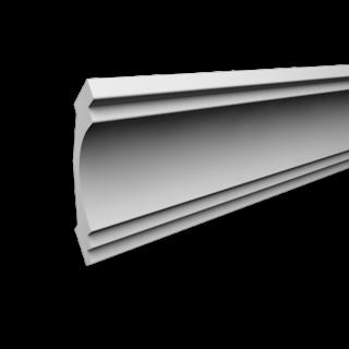 Kroonlijst P807 (73 x 68 mm), polyurethaan, lengte 2 m