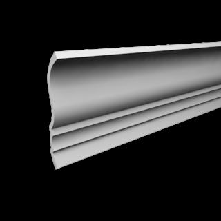Kroonlijst P811 (140 x 137 mm), polyurethaan, lengte 2 m