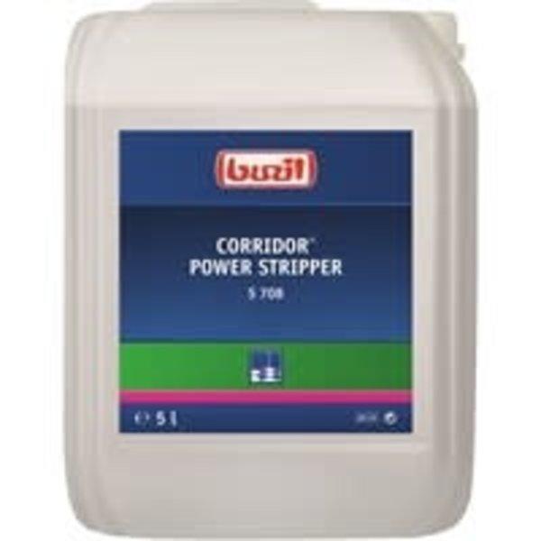 Buzil Corridor Power S708 Stripper 5 ltr.