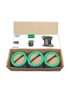 Unger Ultra Hars Pack voor HydroPower Ultra S filter 3x