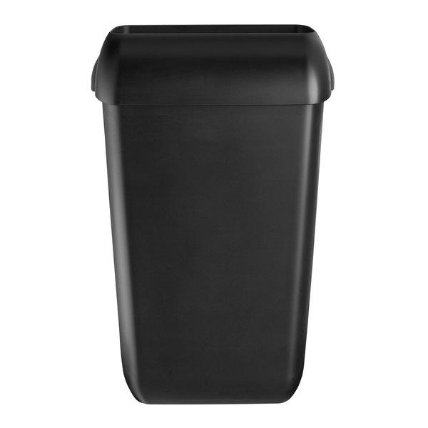 Euro Products Quartz Black Afvalbak 23 liter