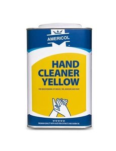 Euro Products Americol Hand Cleaner Yellow Blik a 4,5 ltr.