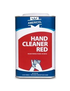 Euro Products Americol Hand Cleaner Red Blik a 4,5 ltr.
