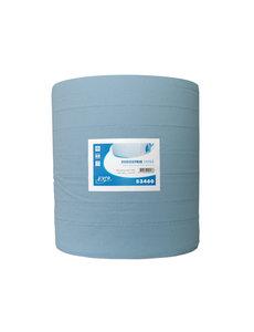 Euro Products Industriepapier Euro perf. REC Blauw 3L 37 cm x 400 mtr