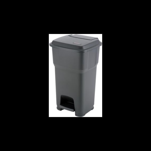 Vileda Afvalbak HERA vierkant 60 liter afvalbak