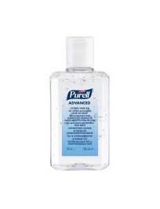 Euro Products Desinfecterende Handgel Purell Advanced 100 ml.