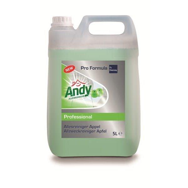 Andy Pro Formula Allesreiniger Appel 5 L