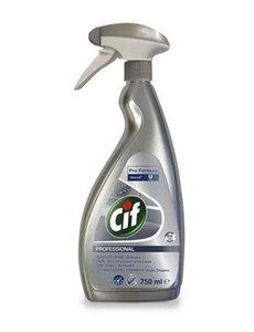 Cif Pro Formula Cif Pro Formula Roestvrij Staal 750 ml