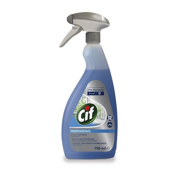 Cif Pro Formula Cif Pro Formula Glas & Interieur 750 ml