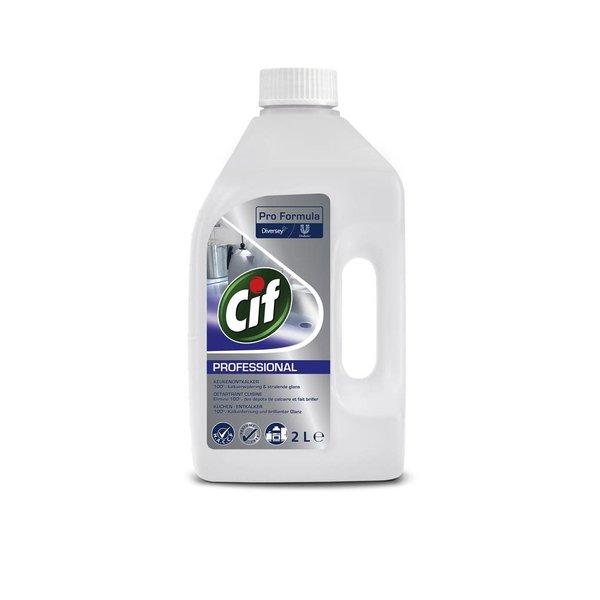 Cif Pro Formula Cif Pro Formula Keukenontkalker 2 L