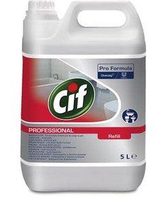 Cif Pro Formula Cif Pro Formula 2in1 Sanitairreiniger 5 L
