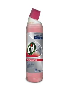 Cif Pro Formula Cif Pro Formula Sanitairontkalker 750 ml