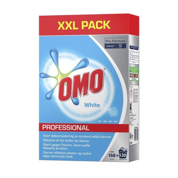 Omo Pro Formula Omo Pro Formula Waspoeder White 8,4 kg / 120 wasbeurten