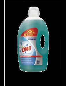 Omo Pro Formula Omo Pro Formula Wasmiddel Wit / Active Clean 5 L / 67 wasbeurten