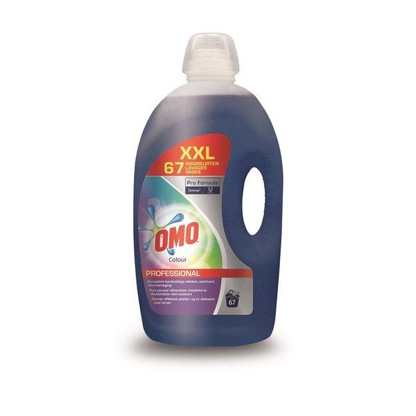 Omo Pro Formula Omo Pro Formula Wasmiddel Color 5 L / 67 wasbeurten