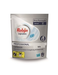 Robijn Pro Formula Robijn Pro Formula Wasmiddel Capsules White / 46 capsules