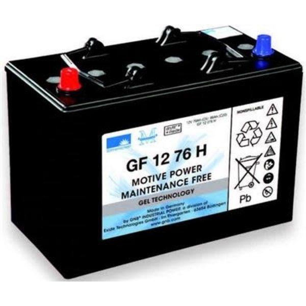 Taski Batterij Tractieblok 12V 76AH / 5