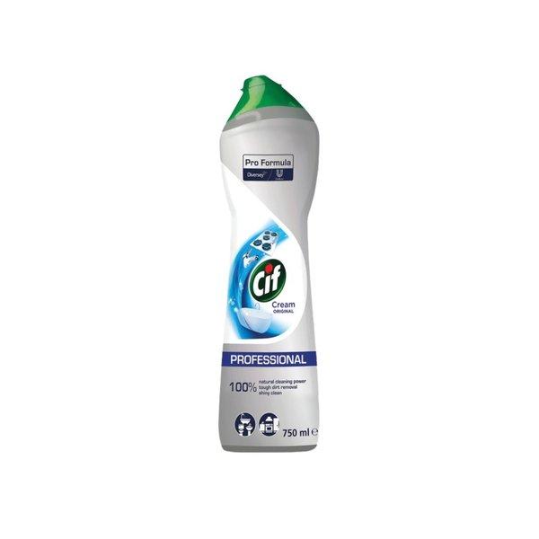 Cif Pro Formula Cif Professional Cream Original Schuurmiddel 750 ml