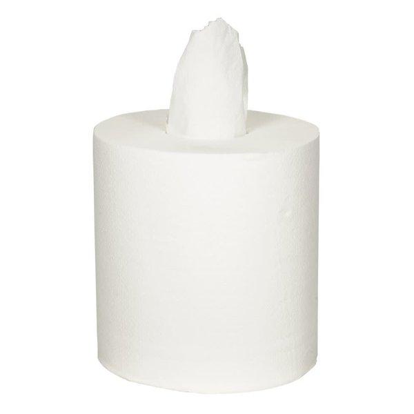 Care-Ness Poetspapier midi 2-laags cellulose 153M. (zonder koker) 6 rollen