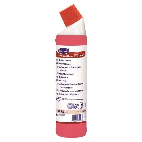 Diversey Toiletreiniger Sani Clonet 750 ml.