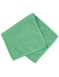 Abena Microvezeldoek dun 40 x 40 cm. Groen pak à 20 st.