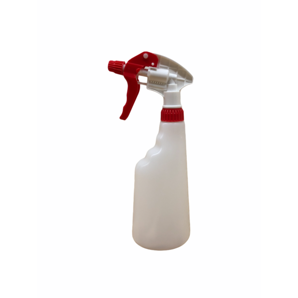 Sprayflacon 600 ml.