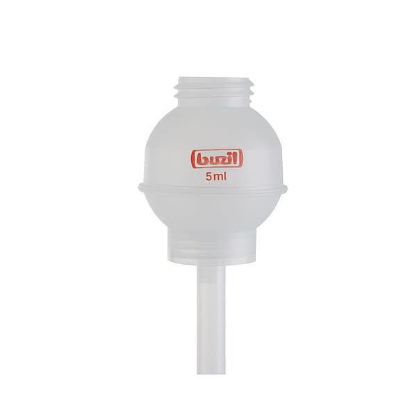 Buzil Doseerbol 5 ml. voor 1 ltr. fles