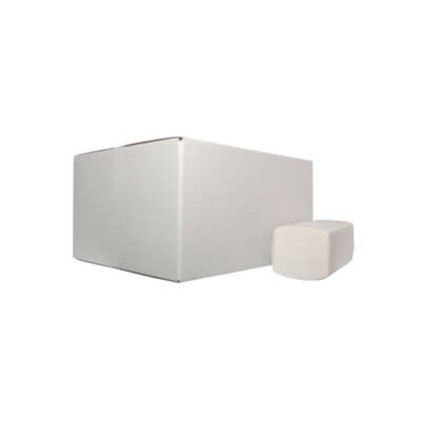Handdoekenpapier Z-vouw Cellulose 2-laags 24x22cm