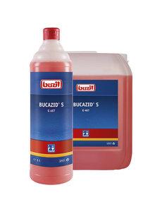 Buzil Bucazid S G467 Onderhoud Reiniger