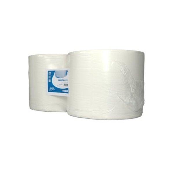 Euro Products Industriepapier cellulose 2 laags - 380 meter 2 stuks