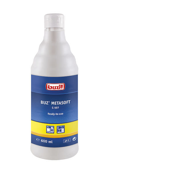 Buzil Buz Metasoft G507 Onderhoud Reiniger