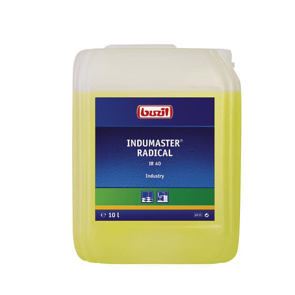 Buzil Indumaster Radical IR40 Onderhoud Reiniger 10 ltr.