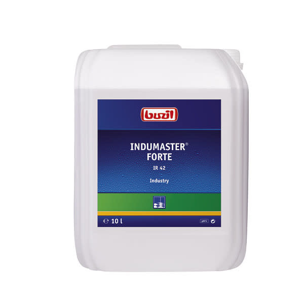 Buzil Indumaster Forte IR42 Onderhoud Reiniger 10 ltr.