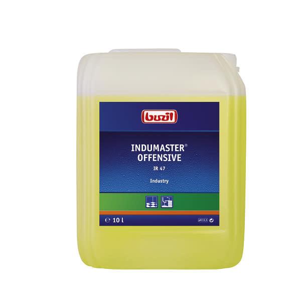 Buzil Indumaster Offensive IR47 Intensief Reiniger 10 ltr.