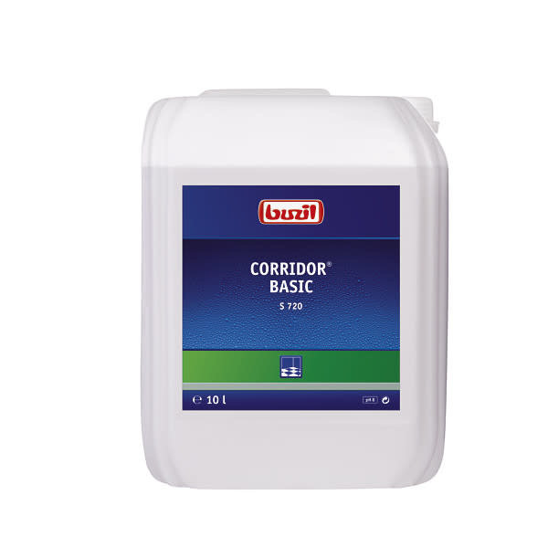 Buzil Corridor Basic S720 Coating 10 ltr.